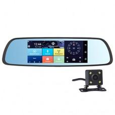 Видеорегистратор в зеркале DUNOBIL SPIEGEL SMART DUO 4G