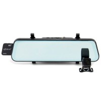 Видеорегистратор в зеркале EPLUTUS D40