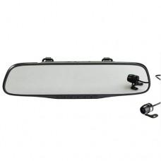 Видеорегистратор в зеркале VIPER C3-351 DUO